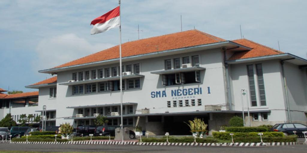SMA Terbaik di Jawa Tengah