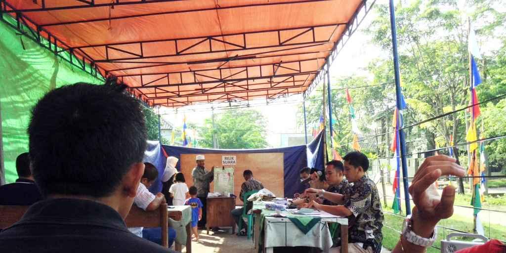 Pemilu Pertama di Indonesia