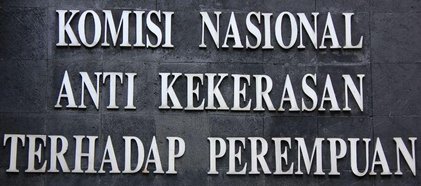 Lembaga Perlindungan HAM Komisi Nasional Anti Kekerasan terhadap Perempuan