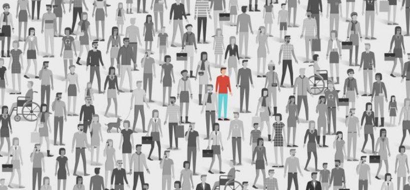 ciri ciri demokrasi liberal Kebebasan minoritas dibatasi