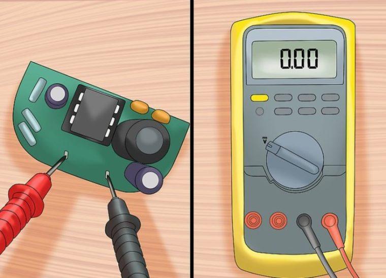 Cara Kerja Multimeter