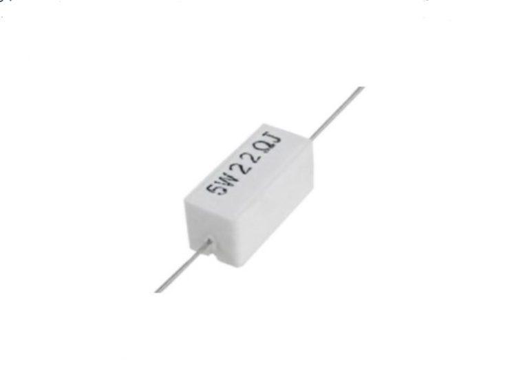 Cara ke-1 Menghitung Resistor dengan Kode Angka