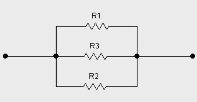 Contoh Rangkaian Resistor Paralel