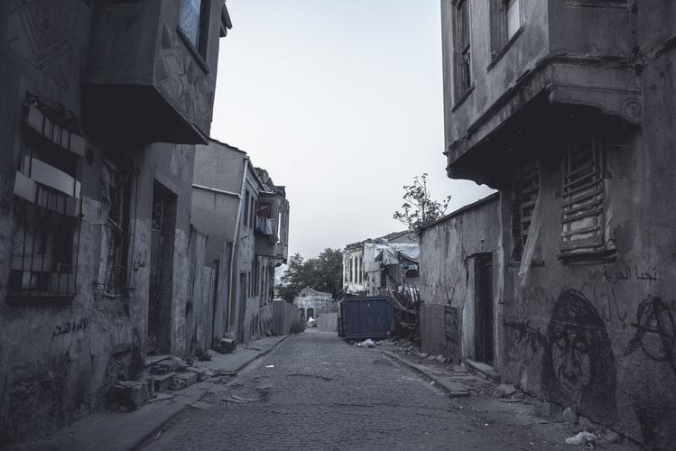 Daerah yang miskin akan sulit berkembang
