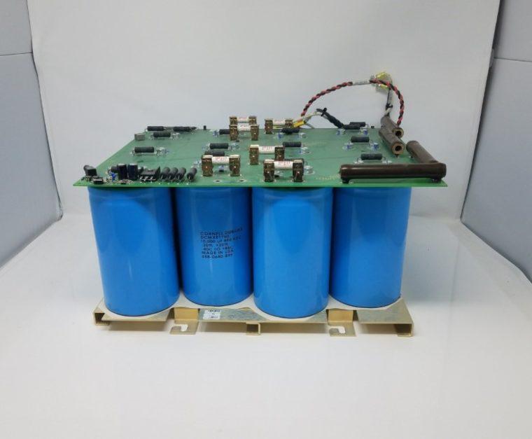 Daya Reaktif Kapasitor Bank (kVAR)