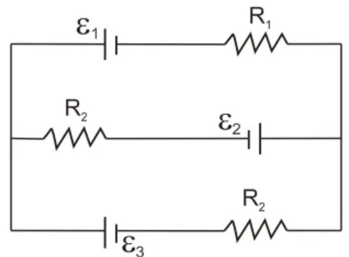 Gambar ke-1 Contoh Soal Persamaan dengan Dua Loop atau Lebih