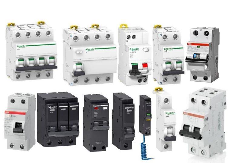 Jenis – Jenis MCB (Miniatur Circuit Breaker)