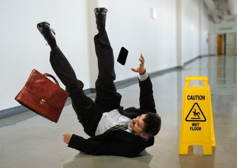 Jenis - Jenis Kecelakaan Kerja