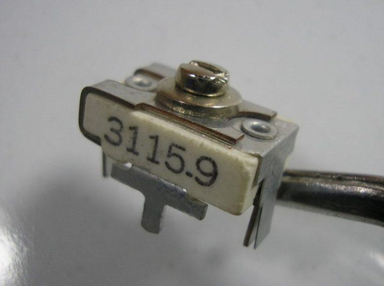 Kapasitor Trimmer