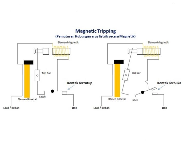 Magnetic Tripping