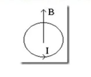 Medan Magnet dipusat lingkaran