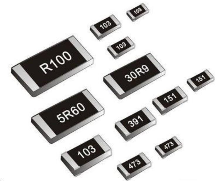 Menghitung Resistor Chip