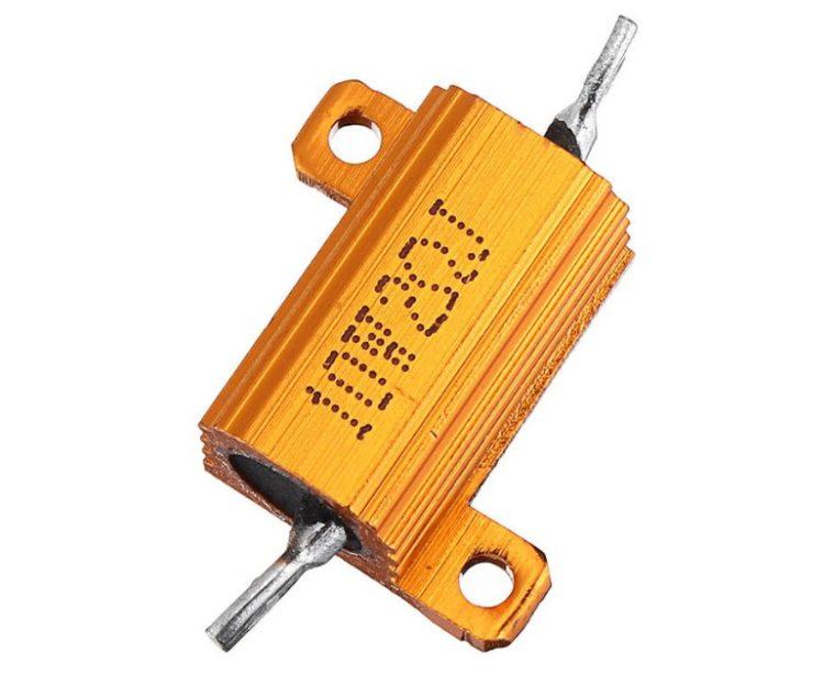 Resistor Kawat