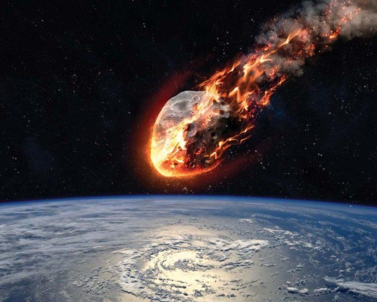 Contoh Meteorit