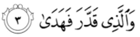Dalil Iman Kepada Qada dan Qadar