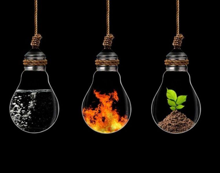 Perbedaan Antara Zat Padat, Zat Cair, dan Zat Gas