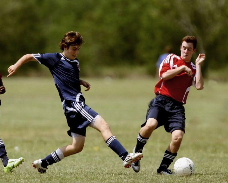 Latihan Merebut Bola