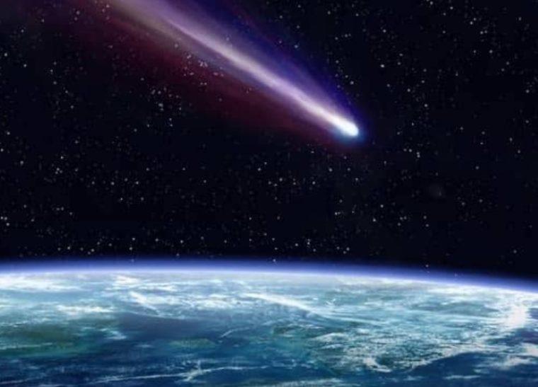 Pengertian Komet