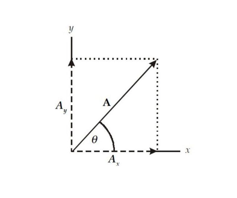 Pengertian Komponen Vektor