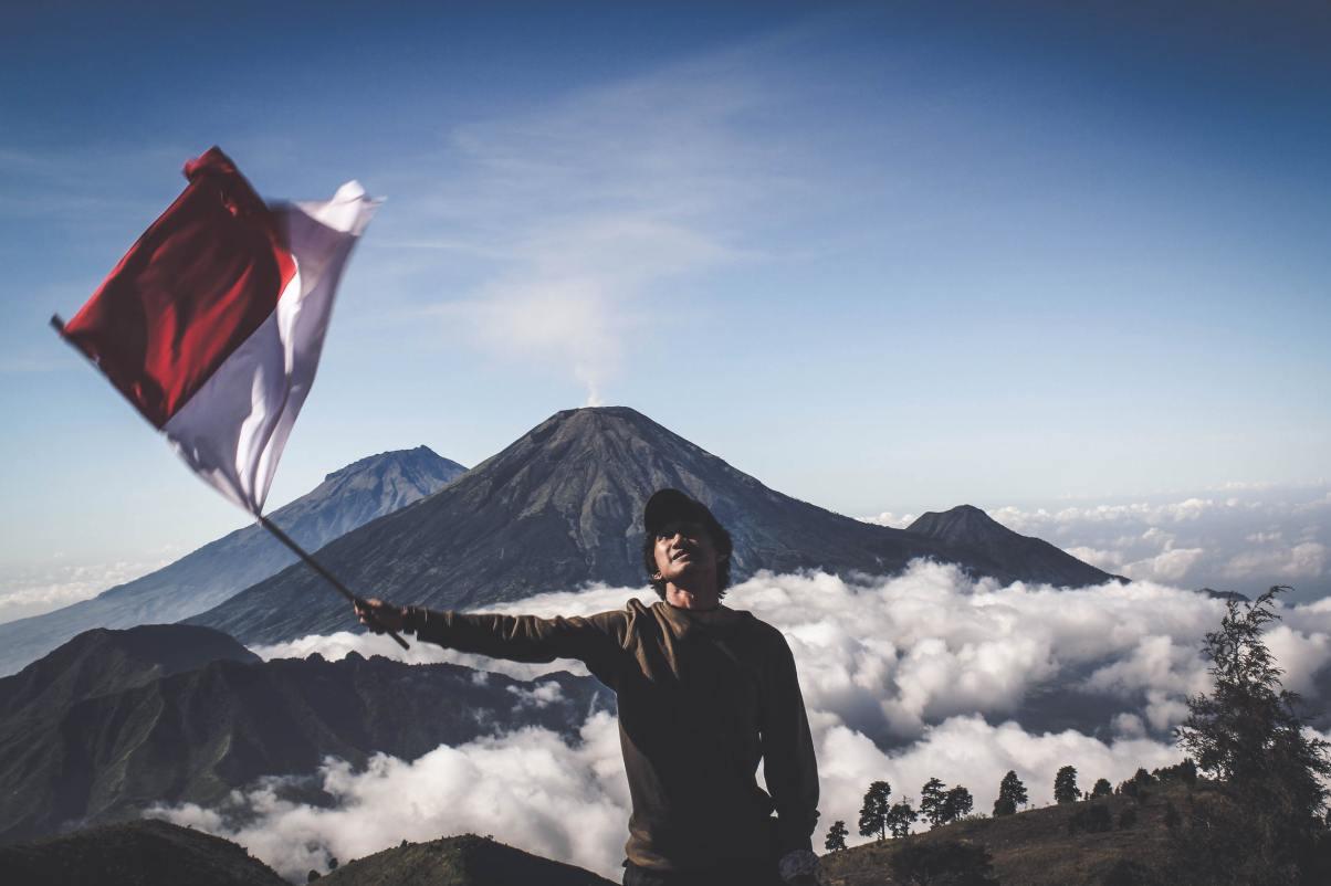 Sebagai Puncak Perjuangan Seluruh Rakyat Indonesia