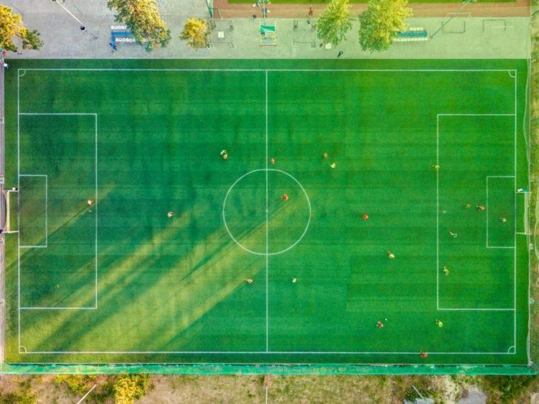 Materi Lengkap Berbagai Ukuran Lapangan Sepak Bola