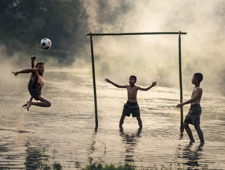 Ukuran Lapangan Sepak Bola Mini