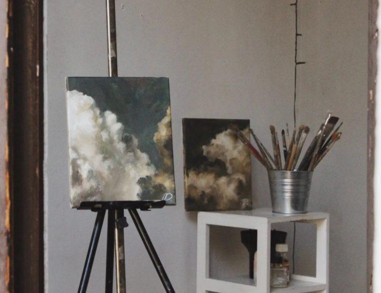 15 Contoh Seni Rupa 2 Dan 3 Dimensi Dengan Gambar