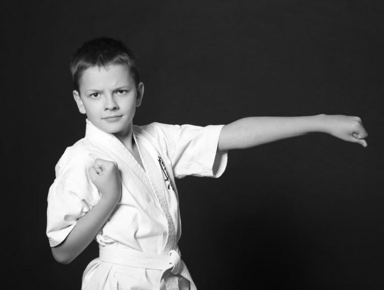 Manfaat dari Karate