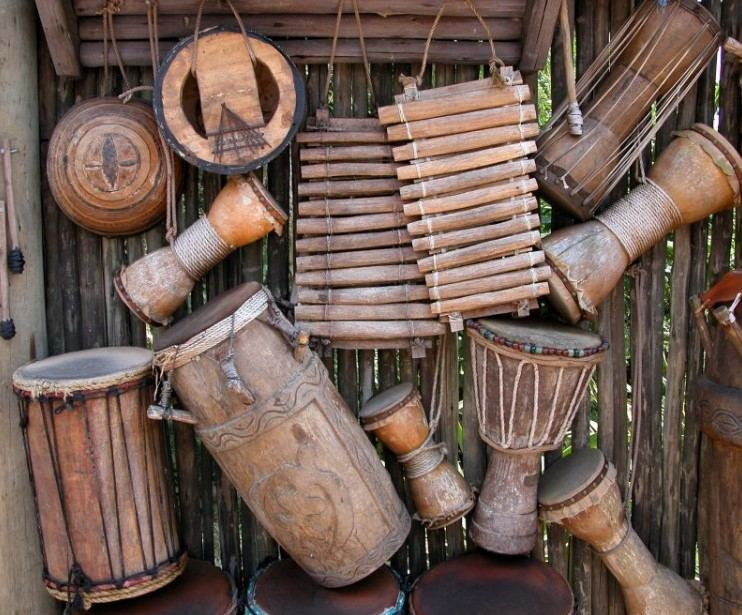Pengertian Alat Musik Tradisional