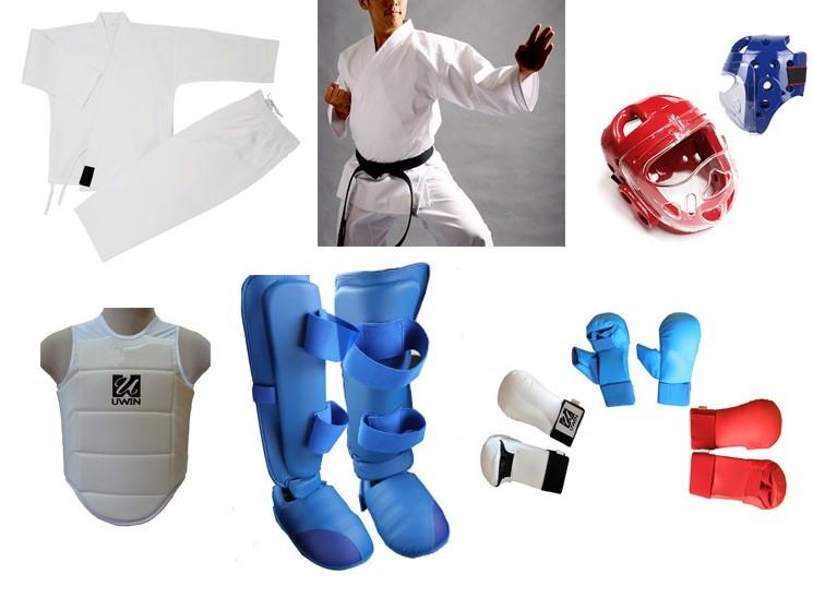 Peralatan – Peralatan Karate