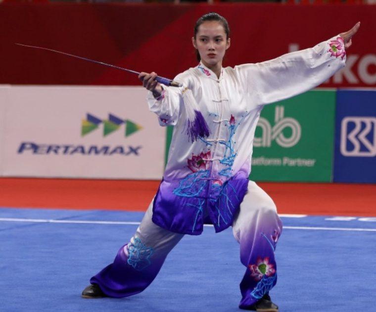 Peralatan dan Perlengkapan Wushu
