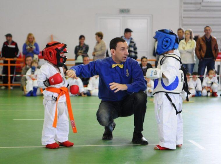 Peraturan Dalam Karate