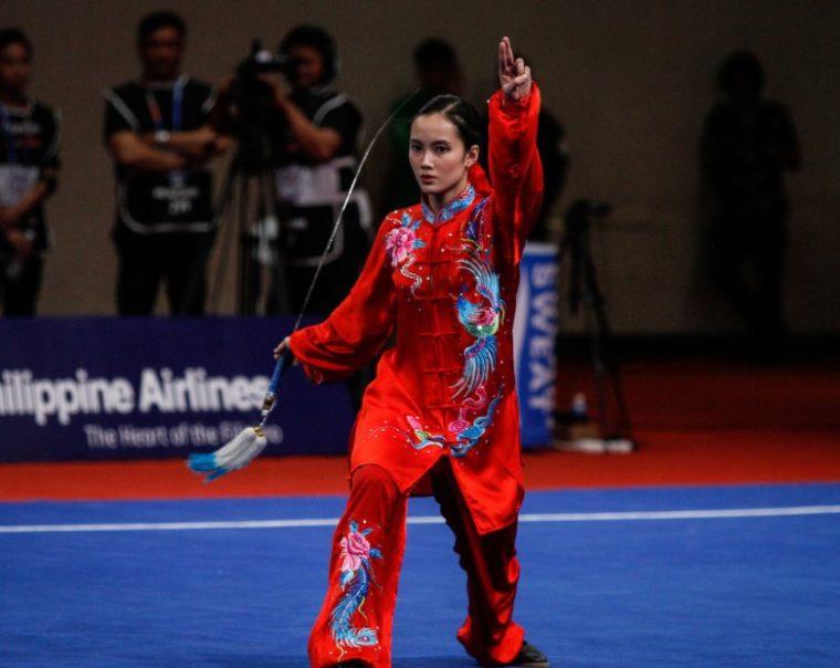Peraturan Wushu
