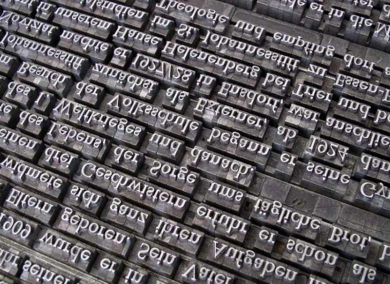 Prinsip - Prinsip Typografi