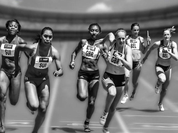 Sejarah Lari Estafet