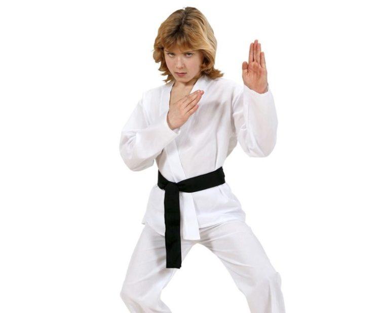Sejarah Sabuk pada Taekwondo