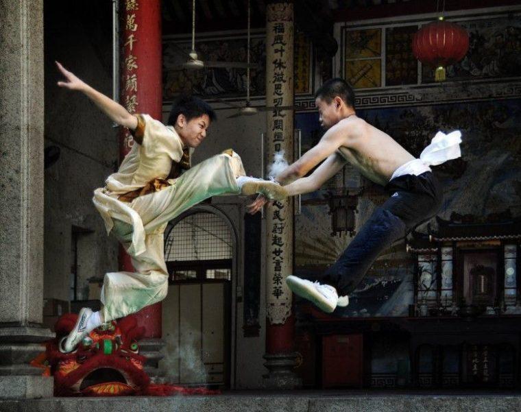 Sejarah Wushu