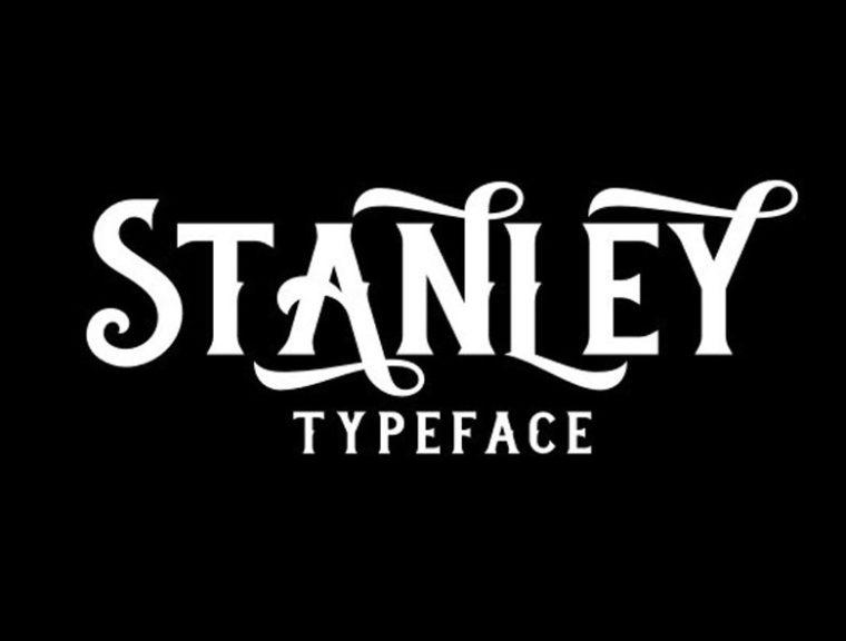 Typografi Nama