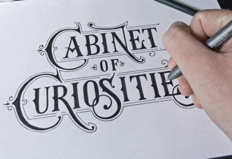 Typografi Tulisan Tangan