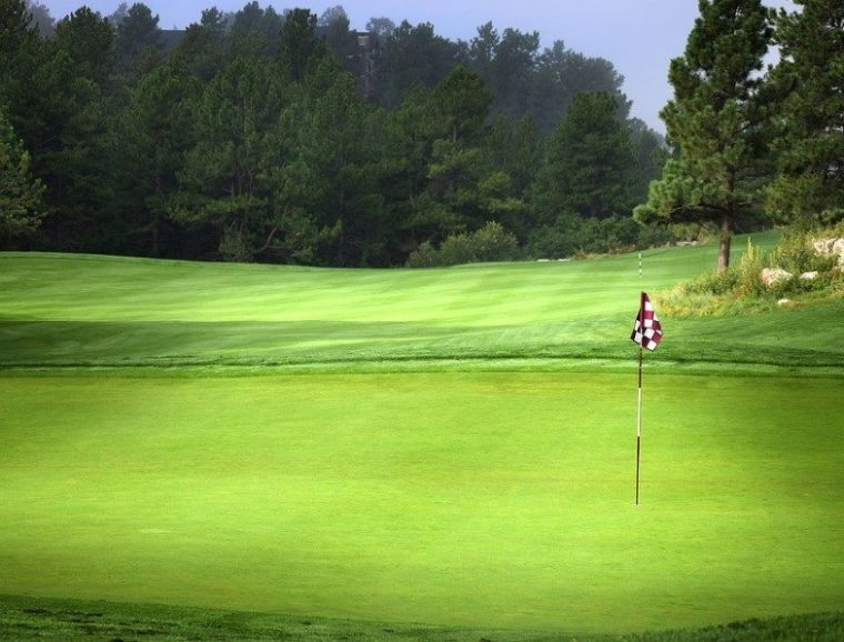 Ukuran Lapangan Golf