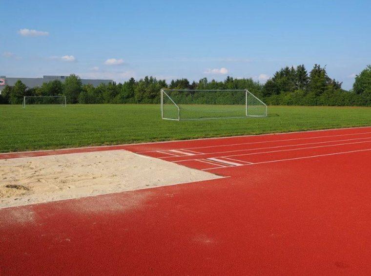 Ukuran Lapangan Lompat Jauh
