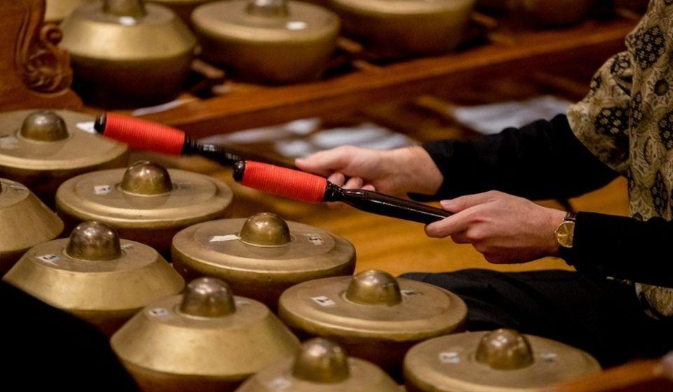 cover alat musik tradisional jawa tengah