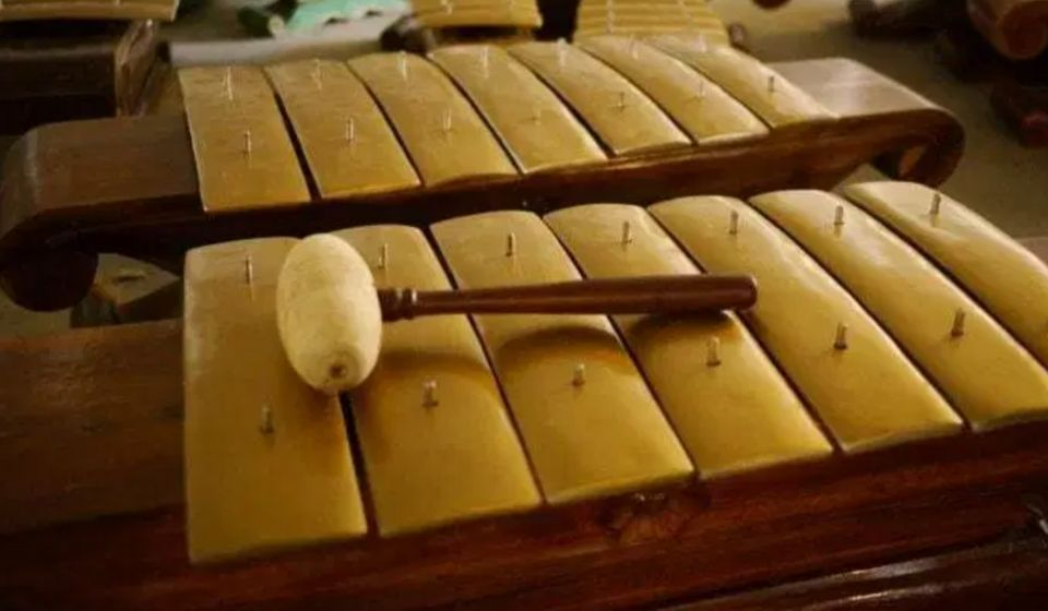 cover alat musik tradisional jawa timur