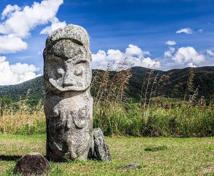 Arca atau Patung Zaman Neolitikum