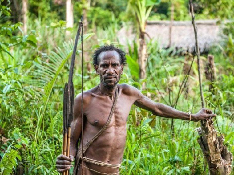 Ciri - Ciri Ras Melanesoid