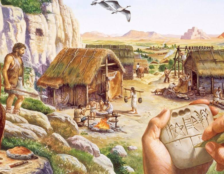 Ciri - Ciri Zaman Neolitikum