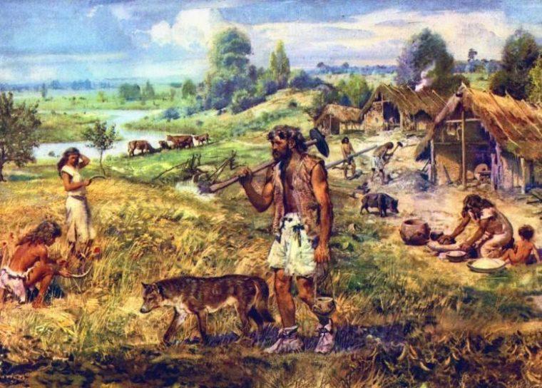 Corak Kehidupan Zaman Megalitikum