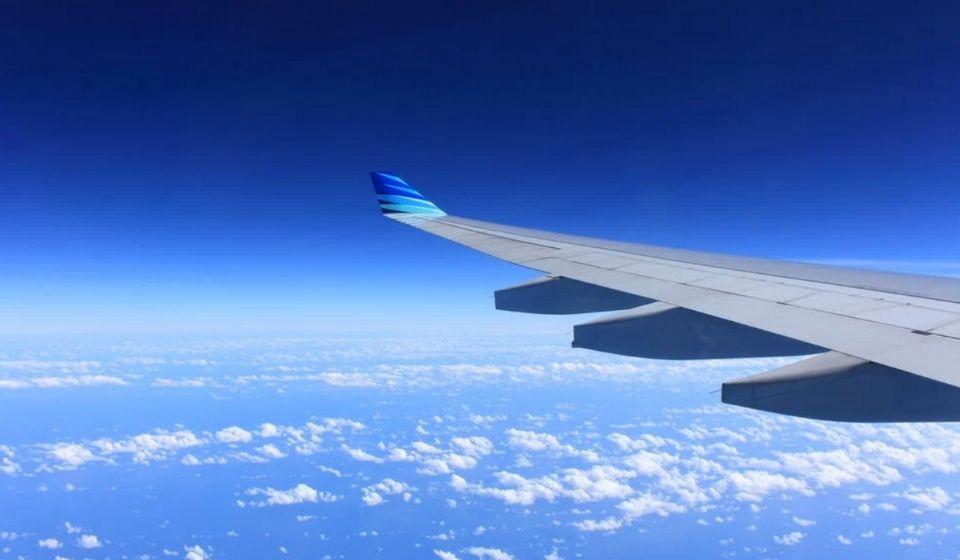 Hukum Bernouli Pesawat