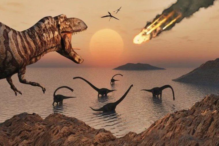 Kepunahan Zaman Mesozoikum