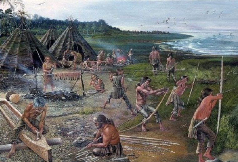 Manusia Pendukung Zaman Megalitikum